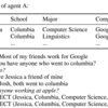 Learning Symmetric Collaborative Dialogue Agents with Dynamic Knowledge Graph Embeddings [He+, ACL'17]