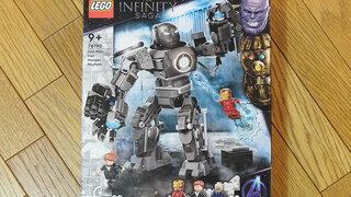 【LEGO】スーパー・ヒーローズ「76190:アイアンマン アイアンモンガーの襲撃」などいろいろ購入!