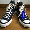 CONVERSE ALL STAR J VTG 50 HI ブラック