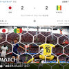 サッカー日本代表、セネガル戦、お見事!!