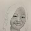 【初心者必見】描いてみよう!鉛筆肖像画の制作工程③