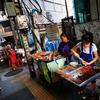 バンコクの写真、週末なんで5枚ほど。
