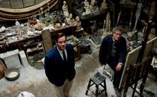 ジェフリー・ラッシュが天才芸術家を好演! 映画『ジャコメッティ 最後の肖像』