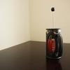 簡単にコーヒーが入れられるフレンチプレス