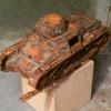 作りかけ・1号戦車とマチルダ その1