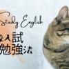 高校入試の英語で点を稼ごう!中学生の正しい英語学習法〜英文法編〜
