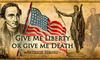 """Patrick Henry, """"Give Me Liberty, or Give Me Death"""" (1775)"""