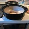 石狩鍋風の鍋