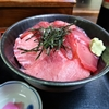 市場で食べるマグロ丼は最高でした @名古屋 柳橋市場 さらしな