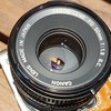 【レンズ沼318本目】FD50mm F1.8 S.C. II型で五角形ボケを楽しむ【α7II】
