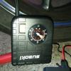 タイヤの空気圧補填用にエアーコンプレッサー(電動空気入れ)を買った