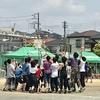 母校の体育祭♪