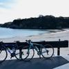 ロードバイクで塩釜から奥松島ライド