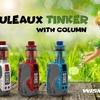 【WISMEC・Starter Kit】REULEAUX TINKER  with COLUMN をもらいました