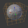 3Dプリンター用データをBlenderで作る④オブジェクトを変形させる