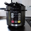 電気圧力鍋で玄米を炊いたら美味しいぞ