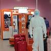 【搭乗当日編/アシアナ航空】プノンペン→関西国際空港(コロナ禍 2020年8月末カンボジアから日本の移動について)