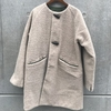 【PULETTE】Reversible Duffle Coat