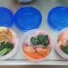 ジップロックスクリューロックにコストコの冷凍食品を詰めてお弁当用にしてみた