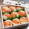 本日の晩酌おつまみはズワイガニの手鞠寿司♪