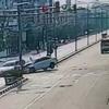 【Today's Laos】どっちが悪い?衝撃の事故映像