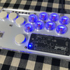薄型hitboxタイプのオリジナルコントローラーを作ってみたよ