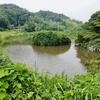 蔭谷堰(千葉県長柄)
