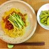 重ね煮を使って料理!二日目はジャージャー麺です。