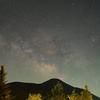 🌌蓼科高原 女神湖で天の川を撮影🌟