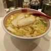 炒め白菜の甘味たっぷりのスープで食べる関西ラーメンの雄 @千葉 どうとんぼり神座