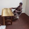 1/6フィギュアで使える100均のミニチュア家具