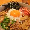 【食事】 麺や 虎ノ道@ひたちなか 海老まぜそば 安易な海老風味