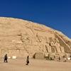 -Egypt - エジプト Abu Simbel アブシンベル神殿