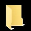 『フォルダの背景』が黒になる原因、対処法!【Windows10、pc、アイコン、ファイル、エクスプローラー】