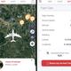 飛行機のADS-B情報を使い、地図や周辺情報をみるスマホアプリ「INFLIGHTO」を使ってみた