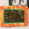銅版レリーフをカスタマイズ