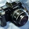 MINOLTA α-7000 + MINOLTA AF ZOOM 35-70mm F4.0