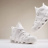 【海外抽選販売】NIKE AIR MORE UPTEMPO 96 LIGHT BONE & WHITE