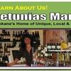 地元の食品・食材を小売販売するマーケットプレイス