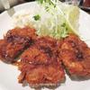 肉の大山上野店で夕飯にヒレカツを食べてみた@肉の大山 上野店 東京都台東区 10回目