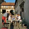 ドイツのお城で囲碁!?を打ってきました