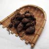 物撮り:スマホとデジイチでアピオス(ほど芋)を撮り比べ