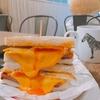 【台北朝食】烤司院 インスタ映え系だけど実力派!とろけるチーズ&卵のホットサンド