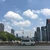 金曜日、ちょっと大阪へ