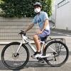 E-Bikeに乗ってみた