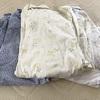 今日はパジャマ3組を断捨離