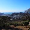 【三浦】三浦アルプス 山から海へ、早春の里山縦走