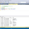 【SQL server】ロックの種類とページ情報