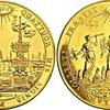 ドイツ ハンブルク1677年10ダカット ポルトガレーザー