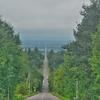 「天に続く道」スタート地点~網走から知床斜里町へ、その途中の「小清水原生花園」を見て!!